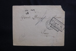 SAINT PIERRE & MIQUELON - Enveloppe En PP Pour Les Grands Magasins Du Louvre à Paris En 1926, Dans L 'état - L 50373 - Lettres & Documents