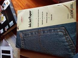 INK JET PAPER TRASFERIBILI - Libri, Riviste, Fumetti