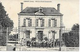 12/23    10   Creney   école Communale & Mairie    (animations) - Francia
