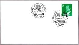Matasellos FERIA DE MUESTRAS. Gijon, Asturias, 1981 - 1931-Hoy: 2ª República - ... Juan Carlos I