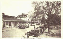 Carte POSTALE  Ancienne De CHALONS Sur MARNE - La Gare - Châlons-sur-Marne