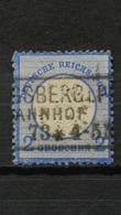 Deutsche Reich Brustschild Mi-Nr. 20  Gestempelt - Germania