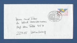 Umschlag BRD SoSt - FREIBURG IM BREISGAU, Opfingen St. Nikolaus - Nikolausfeier 2010 + MiNr 2828 - Noël
