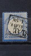Deutsche Reich Brustschild Mi-Nr. 5 Gestempelt - Germania