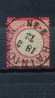 Deutsche Reich Brustschild Mi-Nr. 4 Gestempelt - Germania
