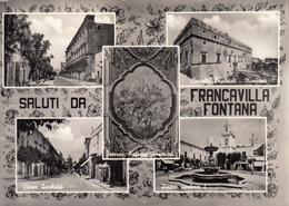 Francavilla Fontana - Multivedute - Brindisi