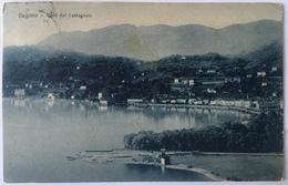Lugano 03  - Vista Dal Castagnola - TI Tessin