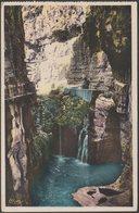 Au Fond Des Gorges Du Rhummel, Constantine, C.1930s - Combier CPSM - Constantine
