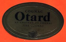 étiquette De Cognac Otard à Cognac - 40°/° - 150 Cl - Sonstige