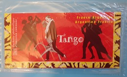 FRANCE  2006 Emission Commune  France - Argentine Tango, Neuf Sous Blister - Blokken En Velletjes