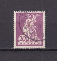 """Bayern - 1920 - Michel Nr. 181 PF III - """"R"""" In """"BAYERN"""" Oben Gebrochen - Gest. - Bayern (Baviera)"""
