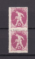 Bayern - 1920 - Michel Nr. 186 PF I - Sämann Verliert Stifelsohle - S.Paar - Ungebr. - Bayern (Baviera)