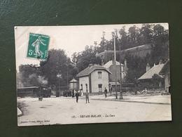 SEDAN-BALAN-  La Gare - Sedan