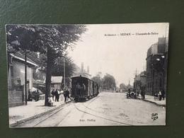 Ardennes-SEDAN- Chaussée De Balan - Sedan