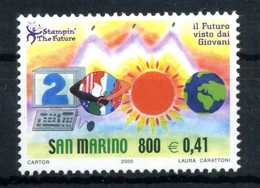 2000 SAN MARINO SET MNH ** - San Marino