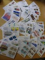 96 Messebriefe Der Dt. Post 1999-2009 (12248) - BRD