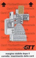 ITALY - CHIP CARD - PARKING CARD - TORINO - Autres