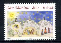 1999 SAN MARINO SET MNH ** - San Marino