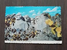 Mt. Rushmore. Black Hills South Dakota - Mount Rushmore