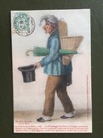 Un Pélerin De Saint Méen, 1840 - Francia