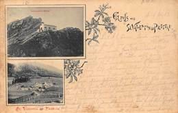 GRUSS ST VALENTIN IN PRETTAU ITALY~1900s MULTI IMAGE PHOTO POSTCARD 43067 - Bolzano (Bozen)