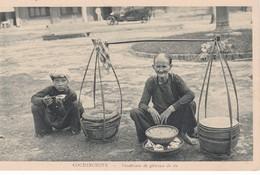 INDOCHINE(VENDEUSE DE GATEAU DE RIZ) TYPE - Viêt-Nam