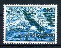 1979 SAN MARINO SET MNH ** - San Marino