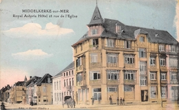 Middelkerke - Royal Astoria Et Rue De L'Eglise - Middelkerke