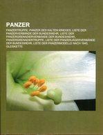 Panzer - Panzertruppe - Bücher