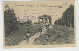 LES VOSGES PITTORESQUES - Sommet Du DONON , Le Musée (cachet Militaire ) - Francia