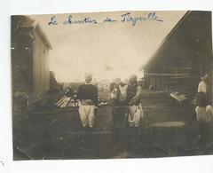 Photographie Tunisie Chantier De Ferryville  Photo 8x11,2 Cm Env - Lugares