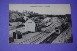CPA 69 LIMONEST LA GARE - Limonest