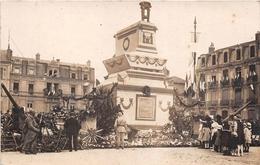 """¤¤   -   NANCY  -   Carte-Photo   -  Le Cenotaphe  -  Monument """" Aux Soldats Morts Pour La France """"  -  ¤¤ - Nancy"""