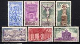 ESPAGNE - 1700/1706** - ANNEE DE SAINT JACQUES DE COMPOSTELLE - 1971-80 Nuovi