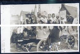SEBONCOURT CAVALCADE  PHOTO RESTAUREE - Francia