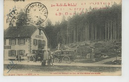 LES COLS DES VOSGES - 10 Minutes D'arrêt Au Col De SAINTE MARIE AUX MINES - Other Municipalities
