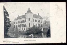 Doorn - Huize Doorn - 1900 - Doorn