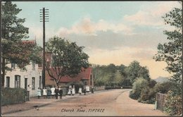 Church Road, Tiptree, Essex, C.1910 - FA Hills Postcard - England