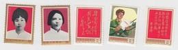 STAMP CHINA 1977 ** YV 2310/2311-2127/2129       / 2 - Neufs
