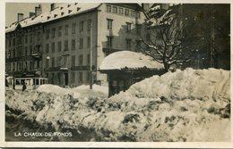La Chaux-de-Fonds ( Tram ) - ZH Zurich