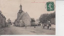 18 EPINEUIL  -  Place De L'Eglise  - - Autres Communes