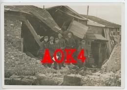80 Somme AMIENS 1940 Vormarsch Wehrmacht Occupation Allemande Artillerie - Guerra, Militari