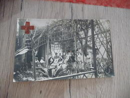 Carte Photo Militaires Militaria Guerre De 14/18 Hôpital Européen Alexandrie Egypte 1916 - Guerre 1914-18