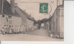 18 ETRECHY  -  La Grande Rue  - - France