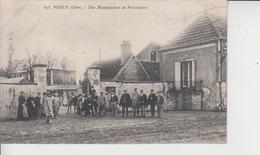 18 FOECY  -  Une Manufacture De Porcelaines  - - France