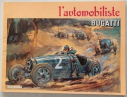 REVUE L'AUTOMOBILISTE BUGATTI - Auto/Motor