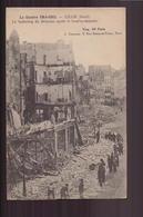 LA GUERRE 1914 / 15 LILLE LE FAUBOURG DE BETHUNE APRES LE BOMBARDEMENT - Guerre 1914-18