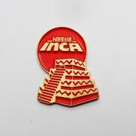 Pin's NESTLE Inca - Belle Qualité - R47 - Levensmiddelen