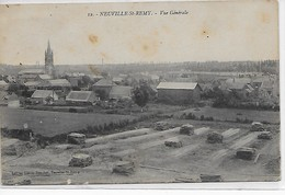Neuville-St-Rémy-Vue Générale - Autres Communes