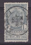 N ° 53 AUBEL - 1893-1907 Coat Of Arms